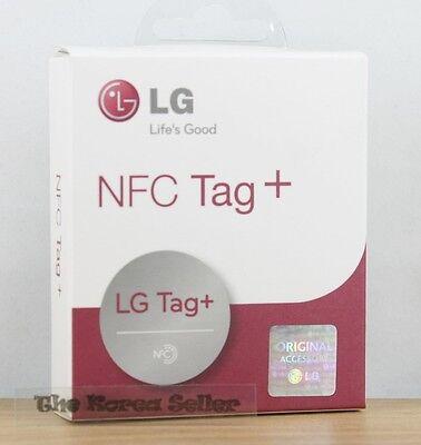 LG Genuine NFC Tag + Stickers [13 pcs] Original new package - LG G4 G3 G Flex 2
