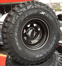 4x4 Tyres 33x12.5x15 Achilles wheels and tyres $1290 Fawkner Moreland Area Preview