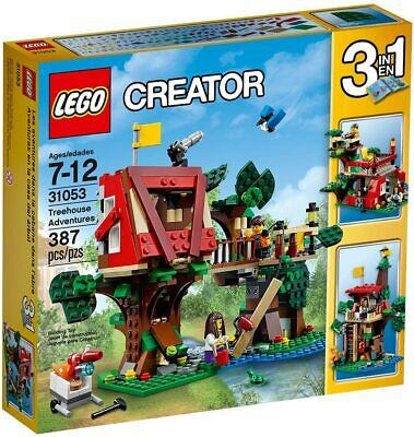 LEGO Creator Treehouse Adventure ( 31053 ) ( NISB )
