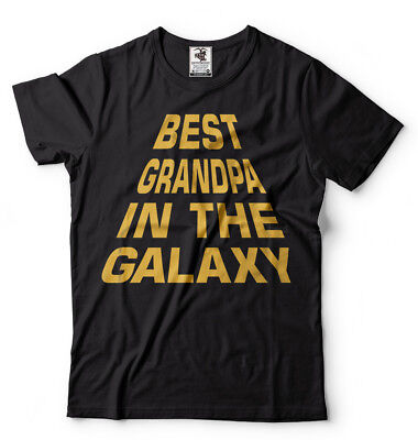 Gift For Grandfather Best Grandpa In The Galaxy Birthday Gift For Grandpa