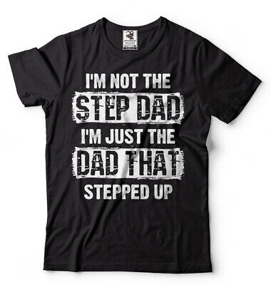 - Father Day Gift Tshirt, Step Dad Gifts, Awesome Gifts for Step Dad T shirt