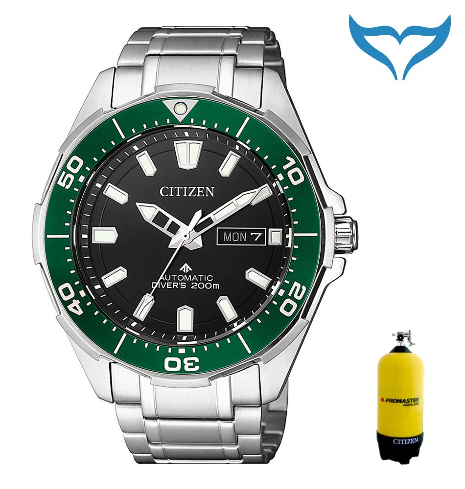 Citizen Promaster TaucherUhr ArmbandUhr NY0071-81EE 20bar Titanium Automatik Uhr