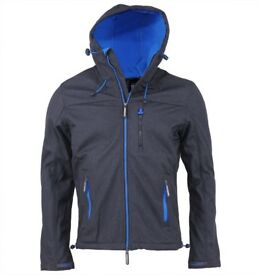 Brand New Superdry Windtrekker Jacket