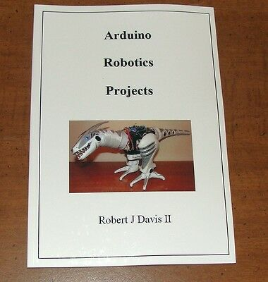 Arduino Robotics Projects Book With How To Rewire 2 Wheel 4 Wheel And Walking