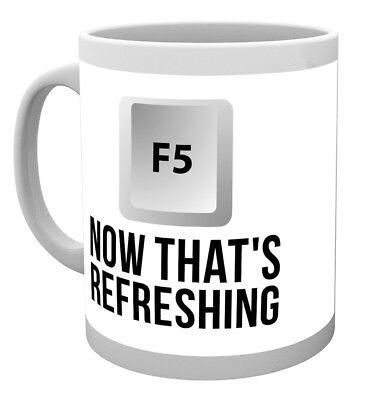 Geek 10oz Drinking Mug Coffee Tea Espressos F5 10oz Drinking Mug Coffee