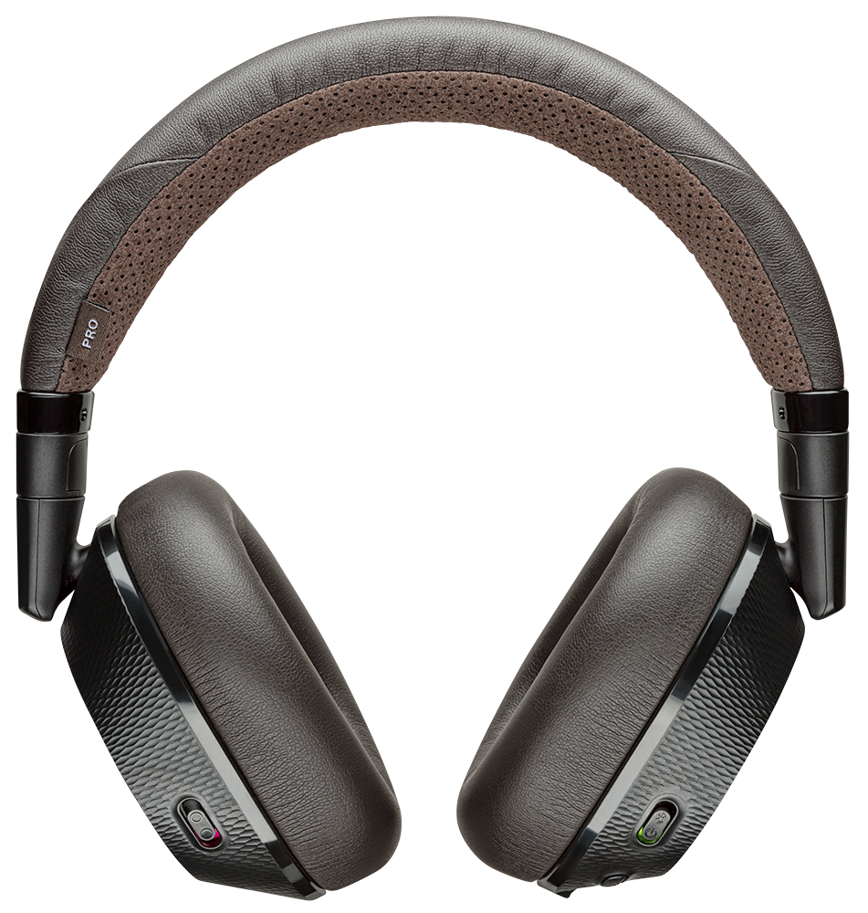 $198.88 - Plantronics Backbeat Pro 2 Noise Cancelling Over-Ear Headphones. iPhone Android