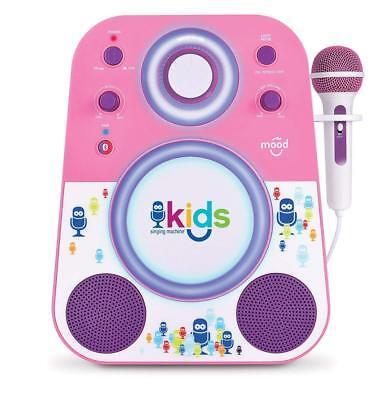 B-WARE: Singing Machine Karaoke Machine rosa Veranstaltung Elektronik Spielzeug gebraucht kaufen  Versand nach Austria