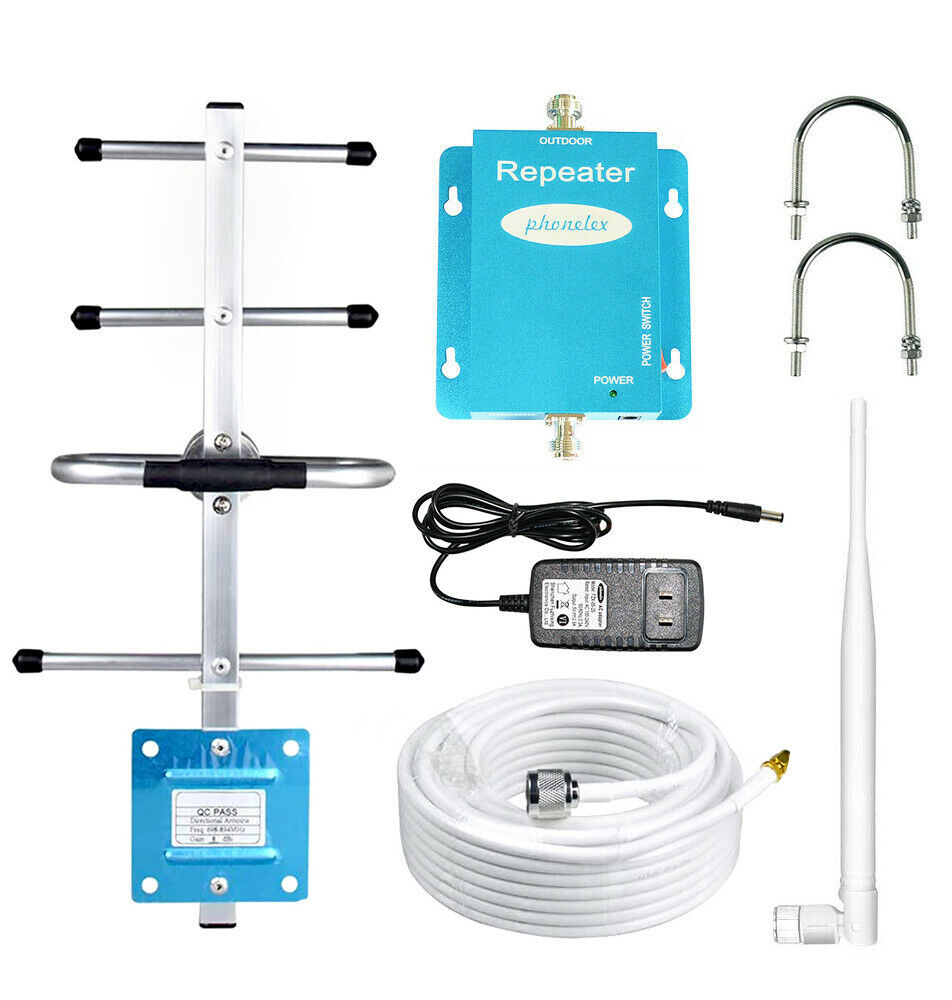 gsm 850mhz cell phone signal booster amplifier