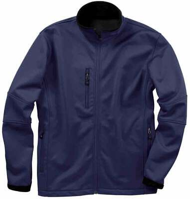 River's End Soft Shell Jacket     Outerwear - Navy - Mens