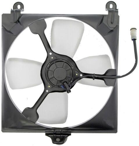 Engine Cooling Fan Assembly Spectra CF27004 fits 89-94 Suzuki Swift 1.3L-L4
