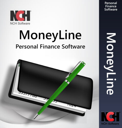 Personal Finance & Checkbook Software | Full License | Email Delivery Now!