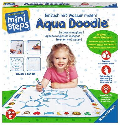 Ravensburger ministeps Aqua Doodle Einfach mit Wasser malen 04541
