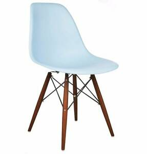 Matt Blatt Eames Baby Blue Dining Chair Replica $30 (3 for $80) Docklands Melbourne City Preview