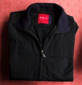 Boys (Lg) Ben Sherman Black Bomber Jacket – Excellent Cond