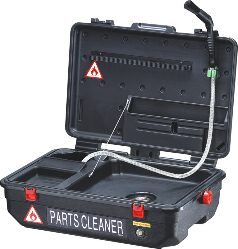 Electric Mobile Parts Washer T&E Tools WH700MB