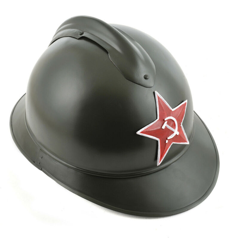Russian Adrian Helmet Free shipping from the USA
