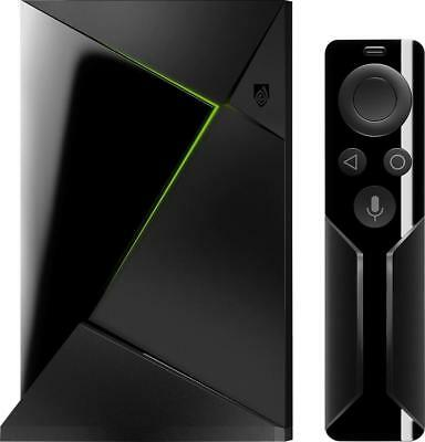 NVIDIA - SHIELD TV 16 GB Streaming Media Player - Black