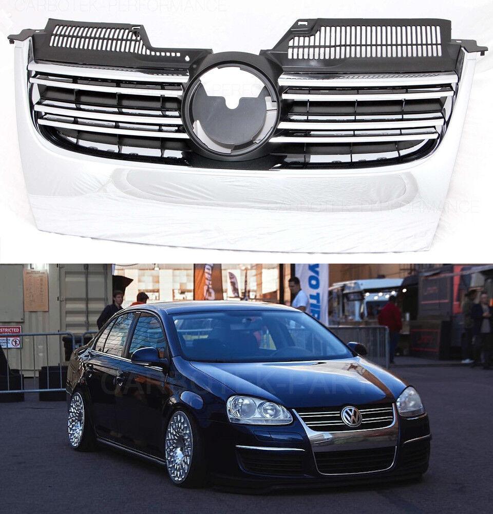 VW Golf 5 V GT R Line GTI Jetta US Kühlergrill Chrom Grill CP10051