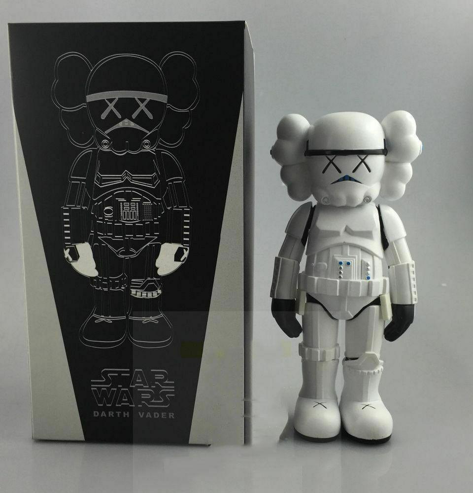 Originalfake  Star Wars Stormtrooper Action Figure Limited Version 4 Color