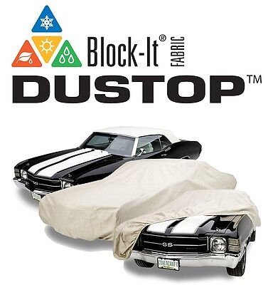 Covercraft Custom Car Covers - Block-it Dustop - Indoor Only - Available in Tan