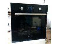 HOOVER - HOC709/6BX Electric Oven - Black, 10 months old