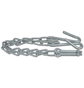 54-87 Chevy Truck Tailgate Chains - Zinc
