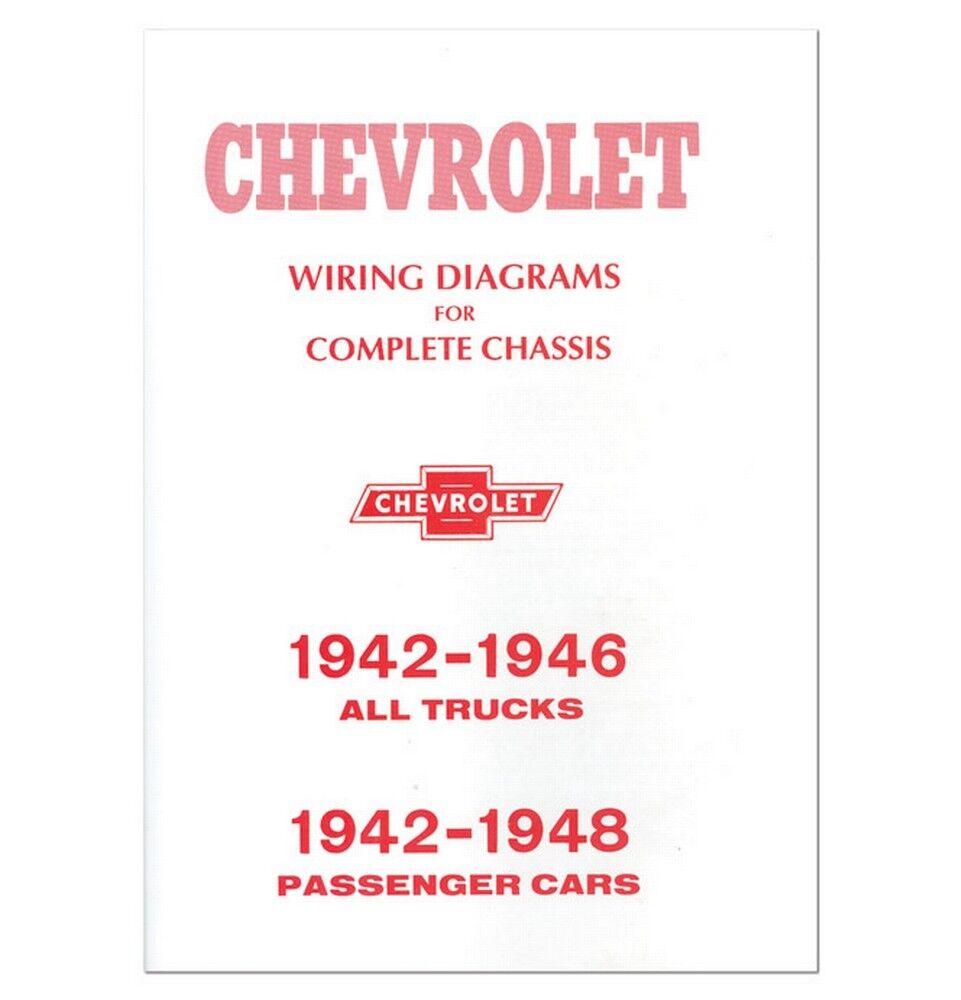 1942 1943 1944 1945 1946 Chevy Truck Wiring Diagram | eBayeBay