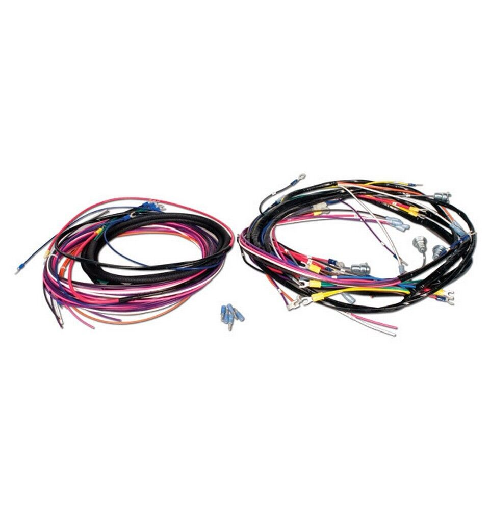 1950-52 Chevy Truck Wiring Harness - Alternator