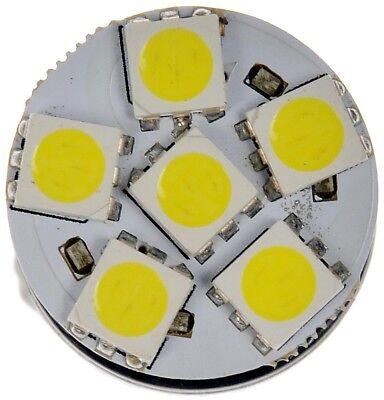 LED Tail Light Bulb Rear,Outer Dorman 7443W-SMD