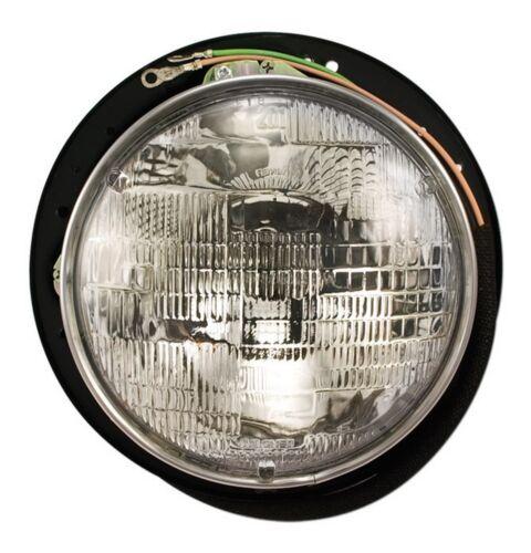 1947-54 Chevy Truck Headlamp Bucket Assembly w/ 12v Bulb