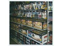 Wanted the vintage Star Wars toys in your loft!