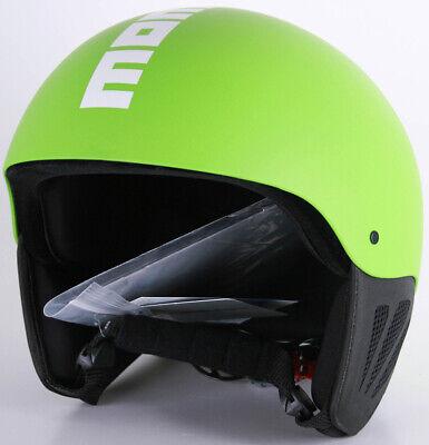 Momo design casque de ski de snowboard komet18 unisexe adultes xs/s 54-56 cm