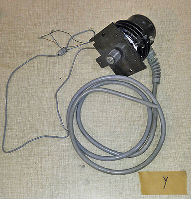 Emco Vmc-100 Cnc Mill Y Axis Stepper Motor Berger Lahr Rdm 59650 1015oh
