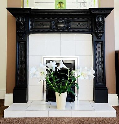 A restored chimney breast can be impressive