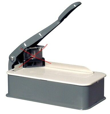 Lassco Cr-20 Cornerounder Corner Rounder Cutter Without Cutting Unit Bladedie