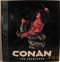 Conan : The Conqueror Statue