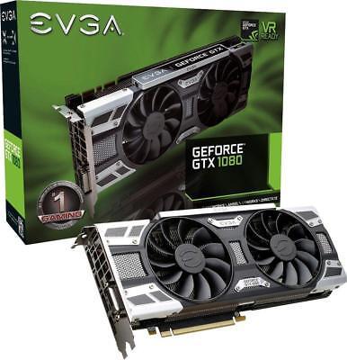 EVGA - NVIDIA GeForce GTX 1080 SC Gaming 8GB GDDR5X PCI Express 3.0 Graphics ...