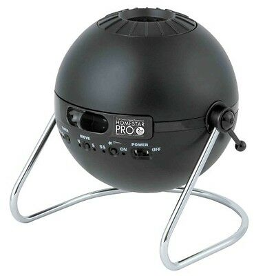 HOMESTAR Pro 2nd edition Home Planetarium SEGA TYOS Projector Black From JAPAN