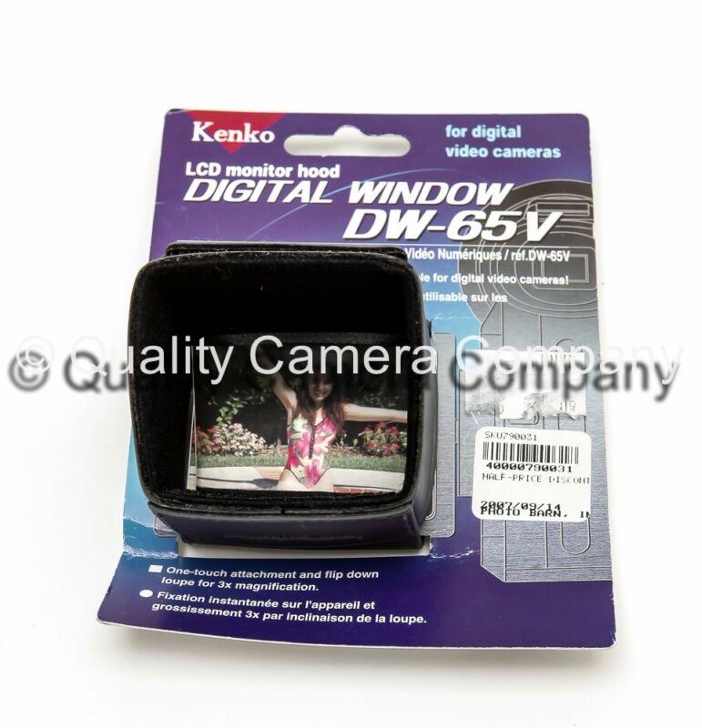 Kenko DW-65V LCD Monitor Hood Digital Window