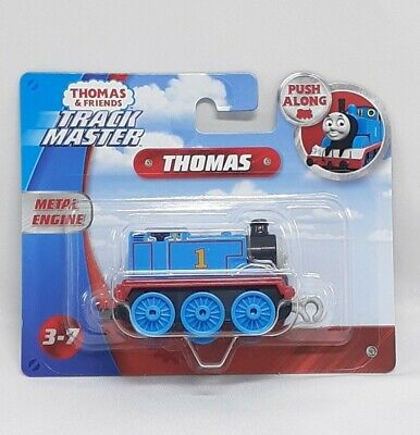 Thomas & Friends Track Master Push Along Thomas Metal Engine Fisher Price New