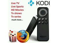 Amazon Fire TV Stick - Brand New - Fully Loaded - Future Proof - Kodi - Support & Installation