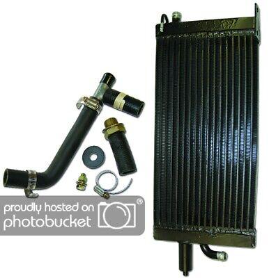 Amx47110 Hydraulic Oil Cooler Kit For John Deere 3020 4020 Tractors