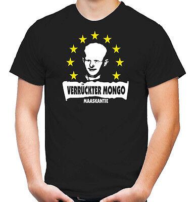 Verrückte Jungs T-shirt (Verrückter Mongo T-Shirt | New Kids | Maaskantje | Ey Junge | Holland | Fun |)