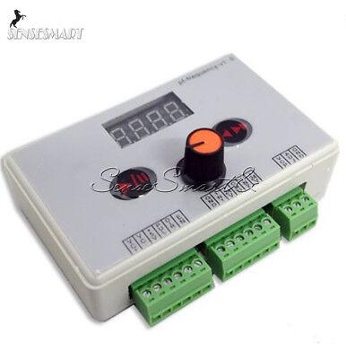Speed Regulator Pulse Reversible Stepper Motor Signal Controller Stepping Led