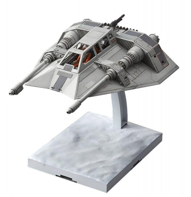 Bandai Star Wars Snow Speeder 1/48 scale Plastic Model Kit 966926 FROM JAPAN