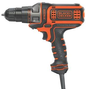 BLACK AND DECKER QUALITY 4 AMP DRILL DRIVER - COMPARE USA BIG BOX SURPLUS PRICES !!