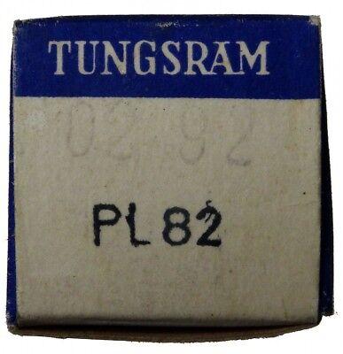 NEW TUBE: Elektronenröhre (TV) PL82 Tungsram  [5165]