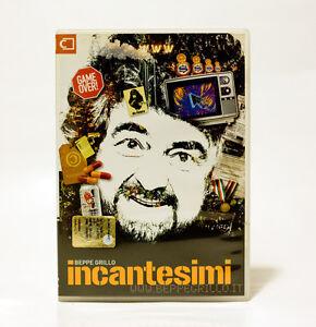 dvd-BEPPE-GRILLO-Incantesimi-spettacolo-2006-Casaleggio-Associati-M5S