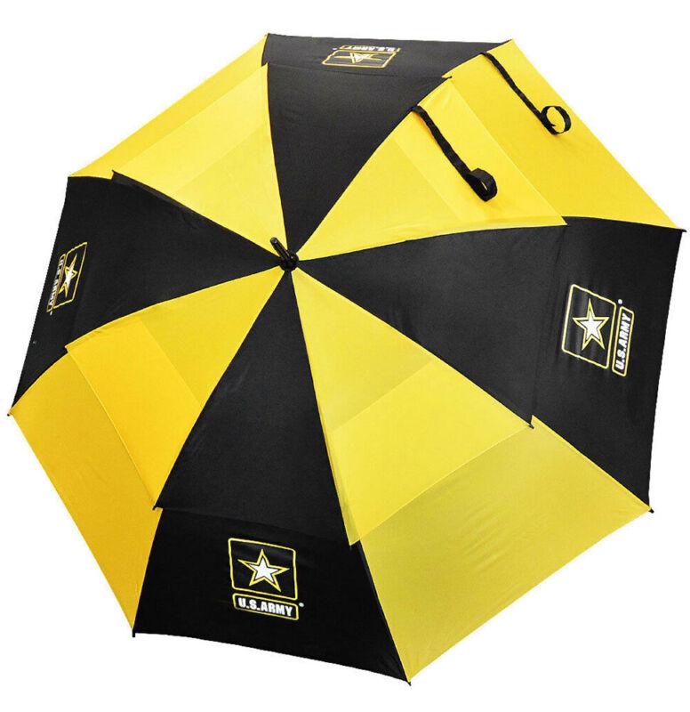 "NEW Hot-Z Army Double Canopy Golf Umbrella 62"""