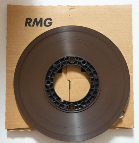 RMG SM468 2500ft 1/4in recording tape pancake NEW